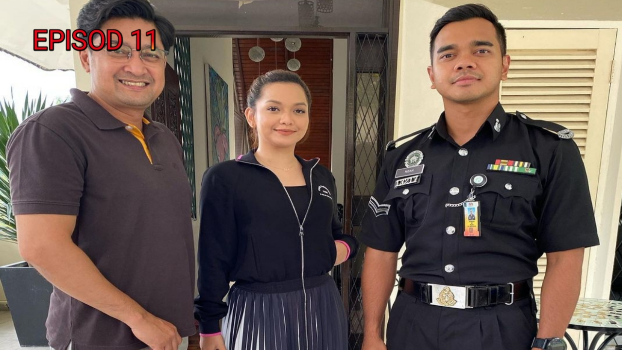 Tonton Drama Penjara Janji Episod 11 (Samarinda TV3)