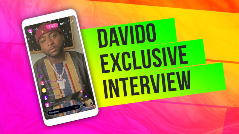 """Exclusive: Davido Speaks About """"A Better Time"""" Album & Why He Decided To Leave Social Media #Arewapublisize"""