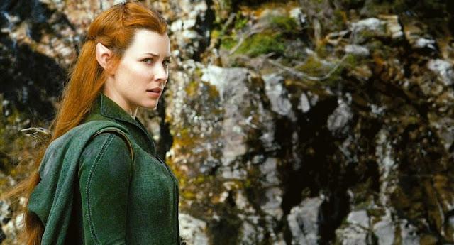 Tauriel, el Hobbit