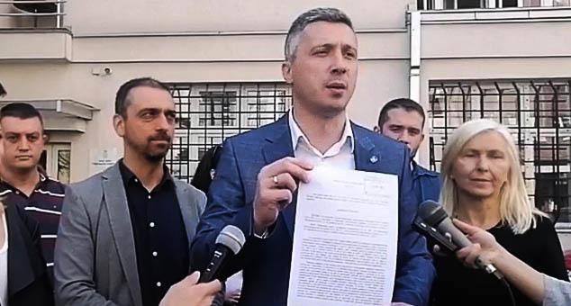 #Boško #Obradović #Krivična #Prijava #Vučić #Kosovo #Metohija #Izdaja #Srbija #Šiptari #Izbori  #Mediji #Vesti  #kmnovine