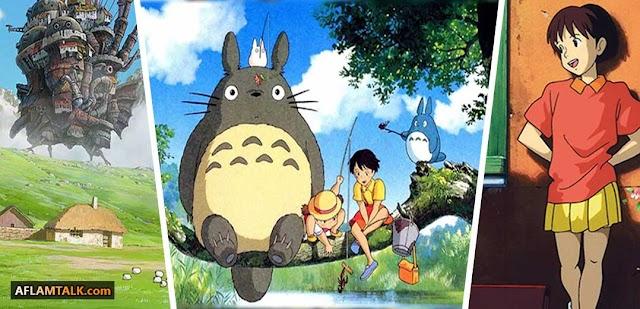 أشهر أفلام استوديو غيبلي Ghibli.. لندخل عالم الأنيمي من أوسع أبوابه