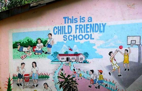 a child friendly school