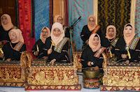 Tampil di Jakarta, Srikandi NTB Lihai Memainkan Gamelan