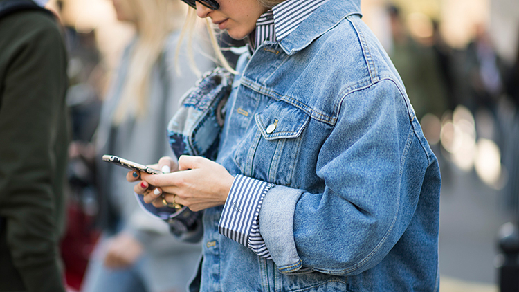 Jaquetas jeans loja Wholesale