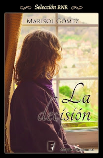 Portada del libro La decisión de Marisol Gómez
