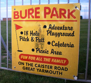 Bure Park Pitch & Putt in Great Yarmouth
