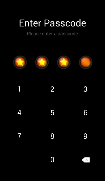 Simple Orange Black (Light)
