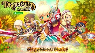 game mmorpg android terbaik dan Terbaru - Dragonica Mobile