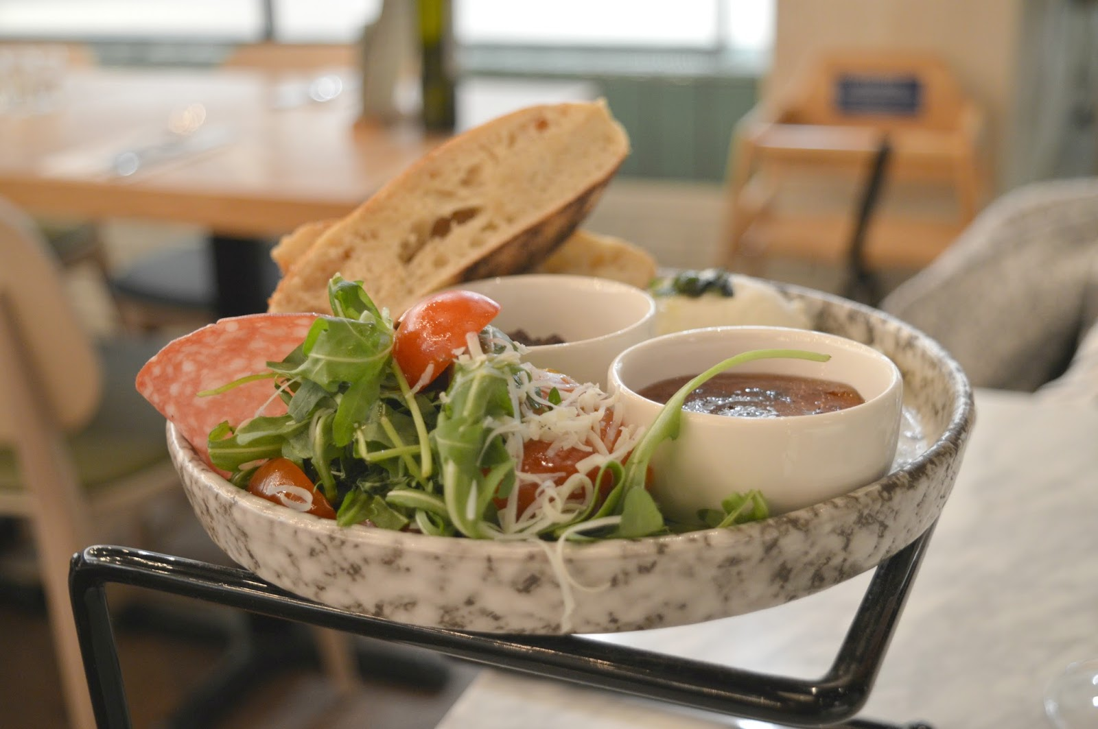 Intu Eldon Square: Grey's Quarter - ASK Italian Antipasti