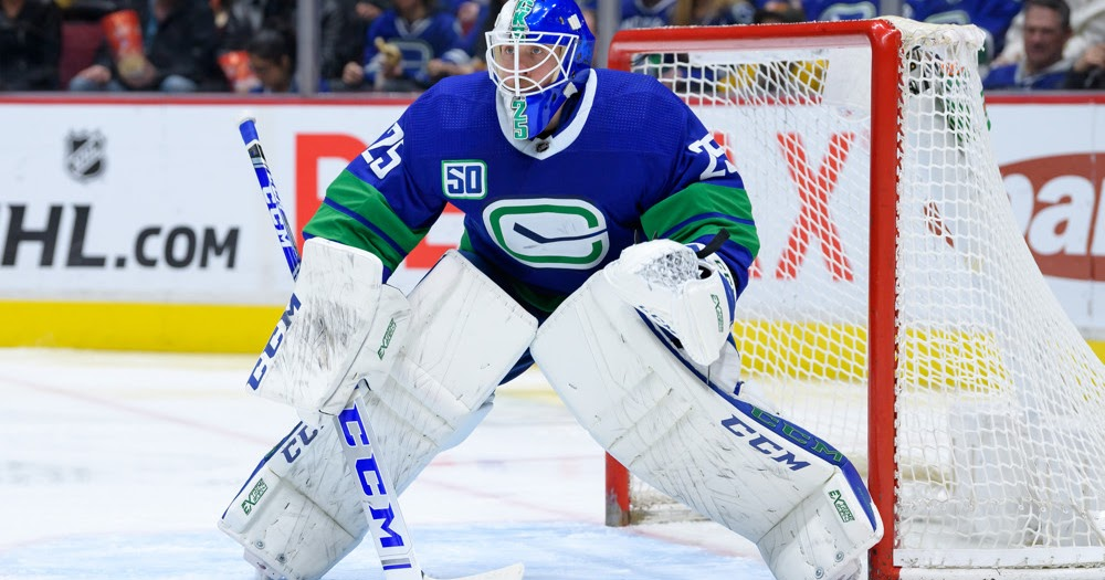 Detroit Red Wings To Sign Jacob Markstrom