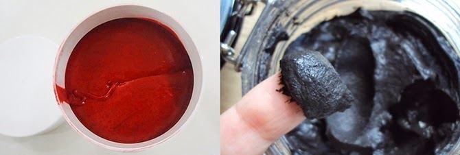 matizador cabelos pretos