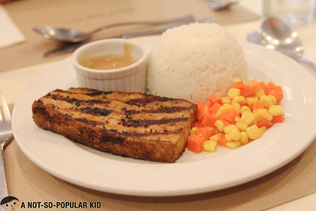 Pancake House's Pan Grilled Pork Belly for 2 - Only P398