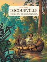 Tocqueville - hacia un nuevo mundo