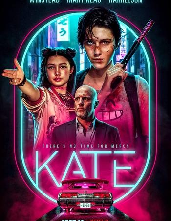 Kate (2021) HDRip Dual Audio [Hindi - English] Netflix Movie Download - KatmovieHD