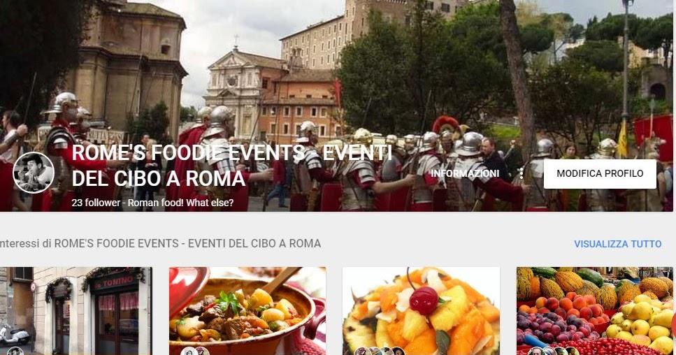 eventi del cibo a roma rome foddies events roma dal 1
