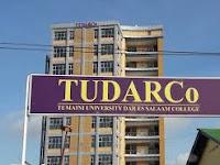 Third Selection Tumaini University Dar es Salaam College (TUDARCo)