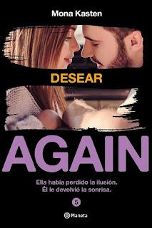 Desear | Again #5 | Mona Kasten | Planeta