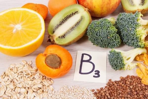Manfaat Vitamin B3