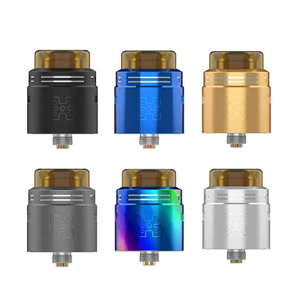 GeekVape TALO X RDA Preview