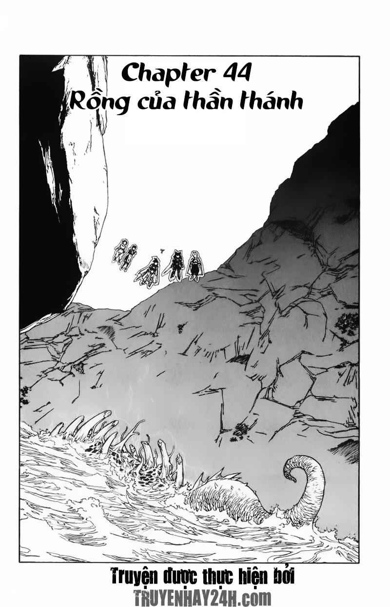 Dragon Quest: Emblem of Roto chapter 44 trang 1