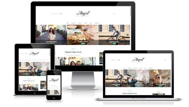 angel blogger templates - themes 2017