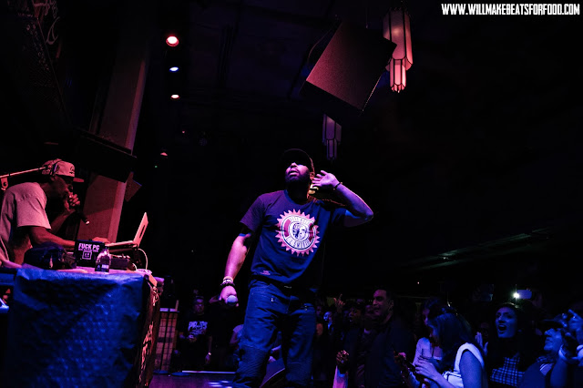 Live & Direct: Pete Rock & CL Smooth Live @ the Jazz Cafe '04