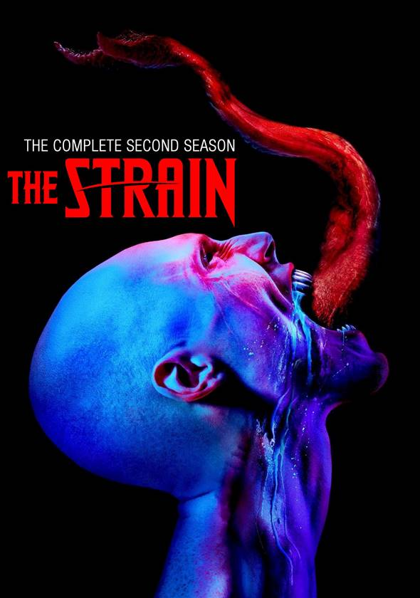 Série The Strain 2ª Temporada Dublado