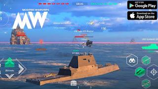 Perbedaan Modern Warship Mod dan Original yang wajib kamu tahu