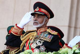 لحظة وفاة سلطان عمان السلطان قابوس بن سعيد واخر ما قاله قبل وفاته !!