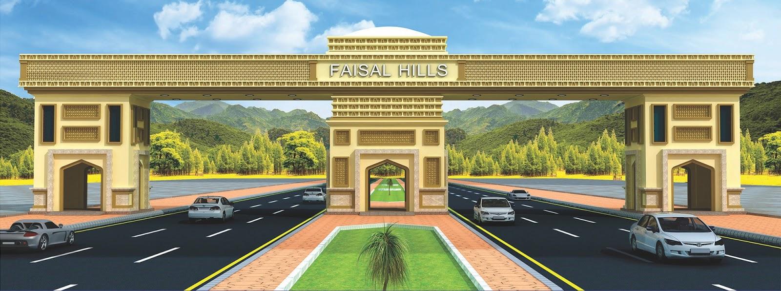 Faisal Hills