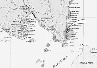 Lokasi Desa Pematang Pasir
