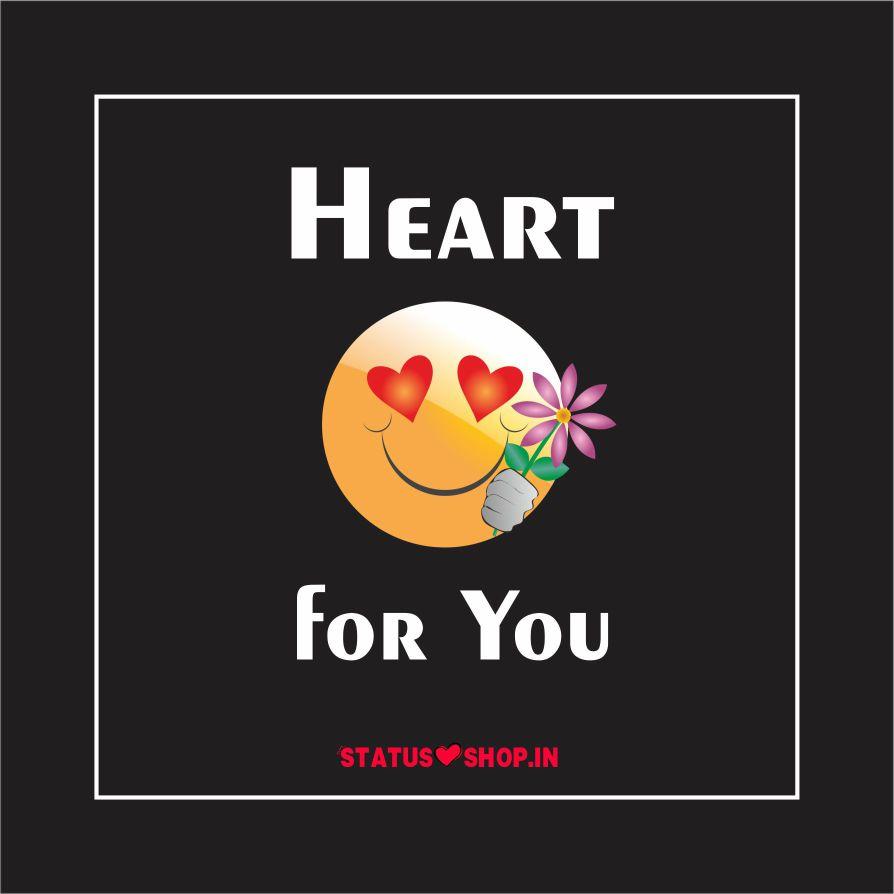 Heart For You Whatsapp DP