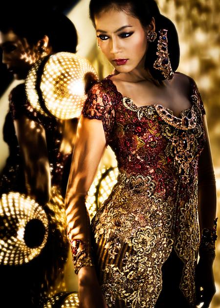 Model Kebaya Modern Remaja Yang Trendy di 2015