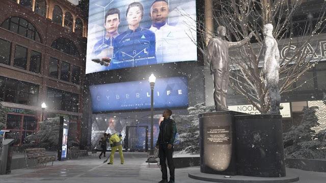 Imagem do Detroit: Become Human