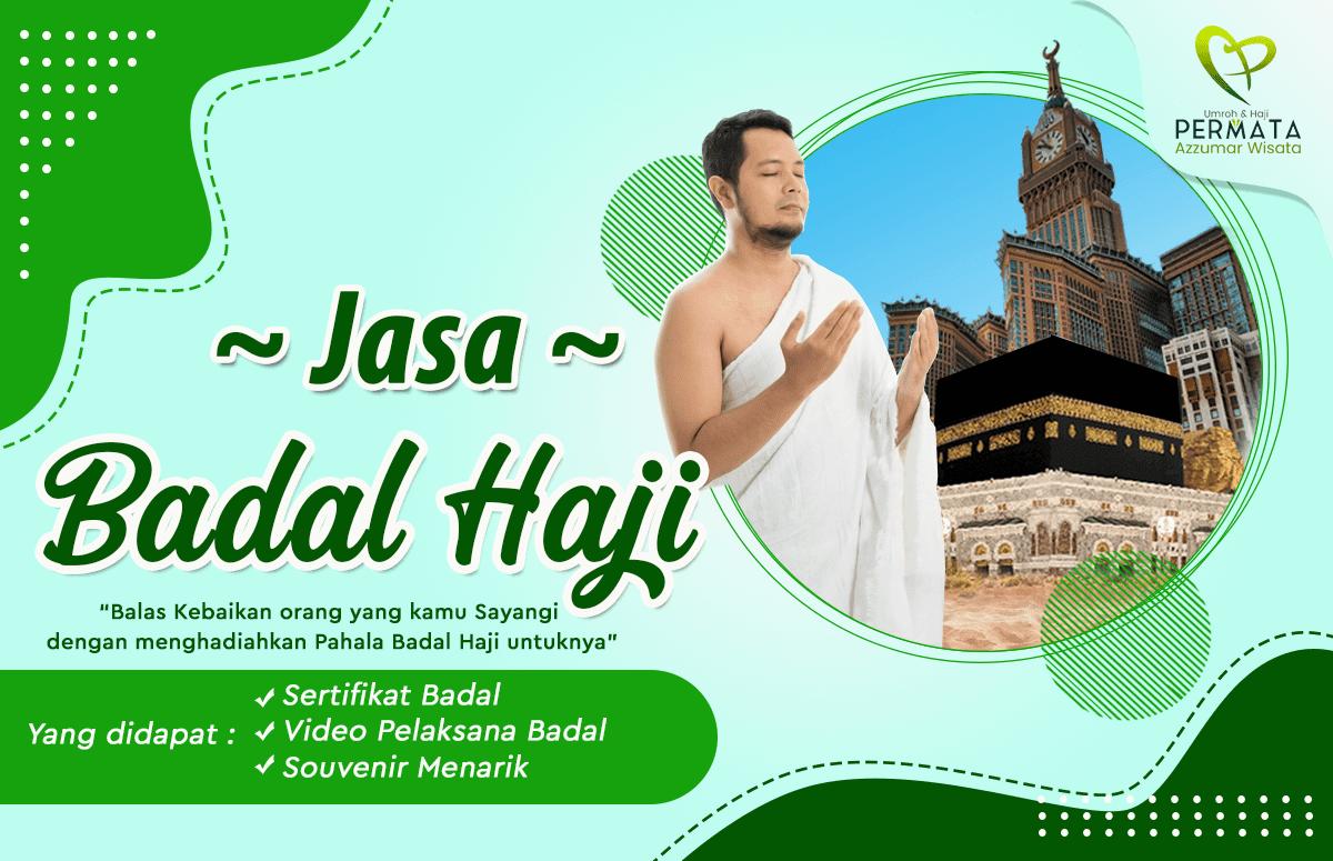 Biaya Badal Haji Jasa Resmi Amanah Bersertifikat