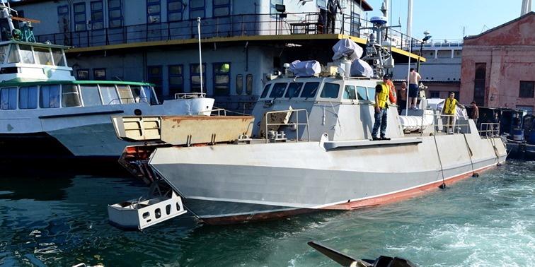 ДБР маніпулює інформацією про будівництво катерів типу Кентавр