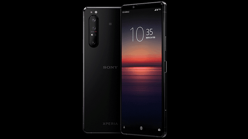 Sony announces Xperia 1 II with 12GB RAM and new Frosted Black color