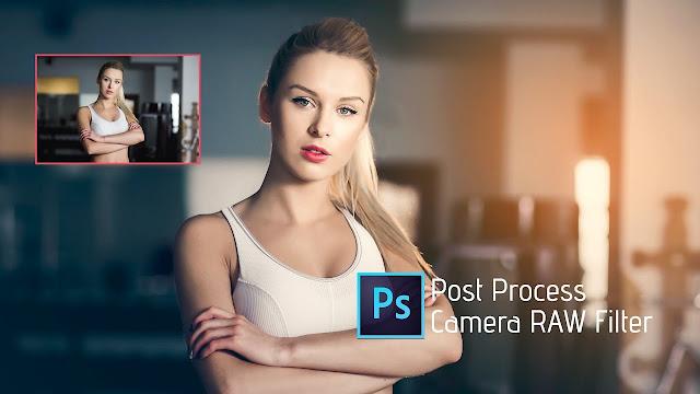Уроки по обработке портретов в Adobe Camera RAW