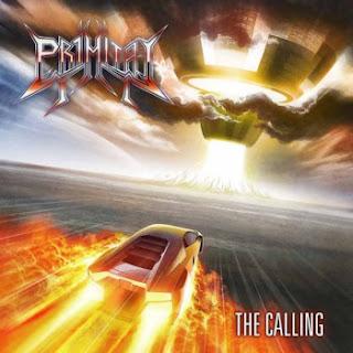 """Το τραγούδι των Primitai """"The Calling"""" από το ομότιτλο album"""