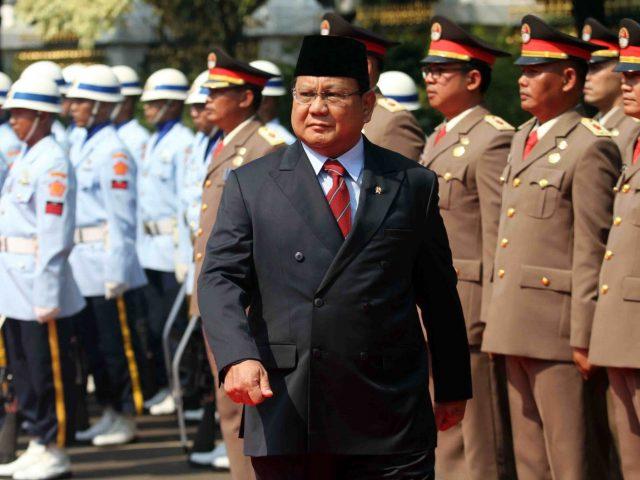 Menhan Prabowo Dijadwalkan Datangi Pindad Bahas Industri Pertahanan