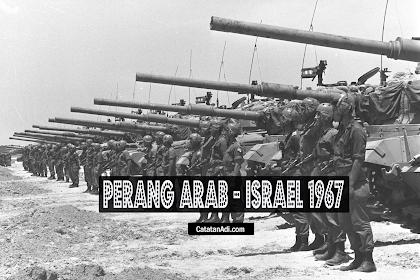Perang Arab-Israel 1967, Bukti Kehebatan Militer Negara Yahudi