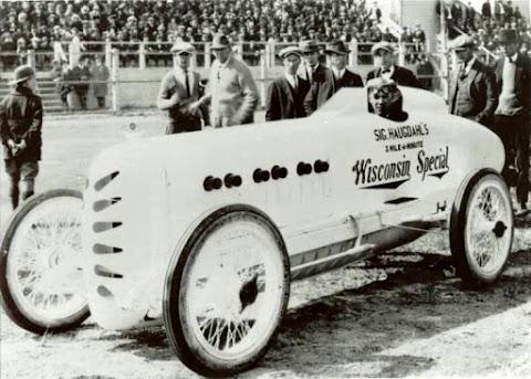 Gentleman Racer: Sig Haugdahl