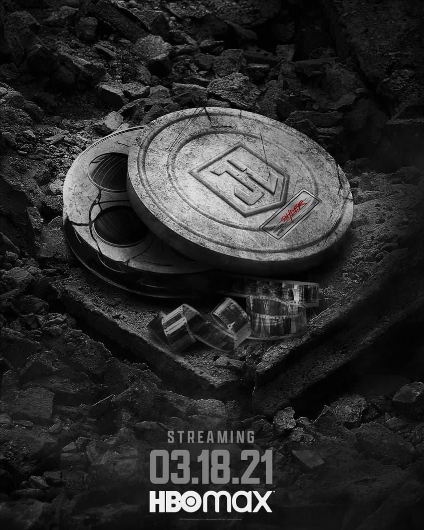 Режиссёрская версия «Лиги справедливости» - Постер 2