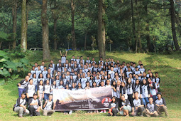 "Camping Orang Muda Katholik St. Albertus Agung ""Being Friends With The Nature"""