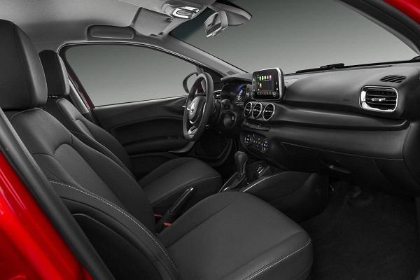 Fiat Cronos 2020 Interior