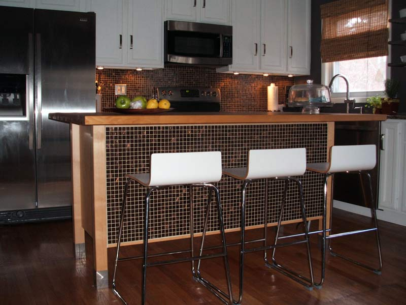 Small Kitchen Islands With Stove