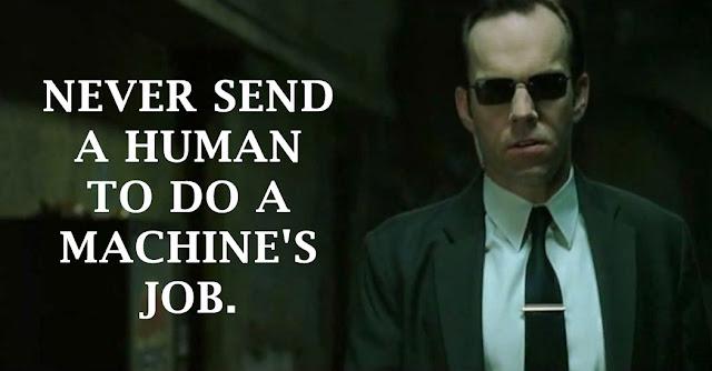 The Matrix Movie Quotes