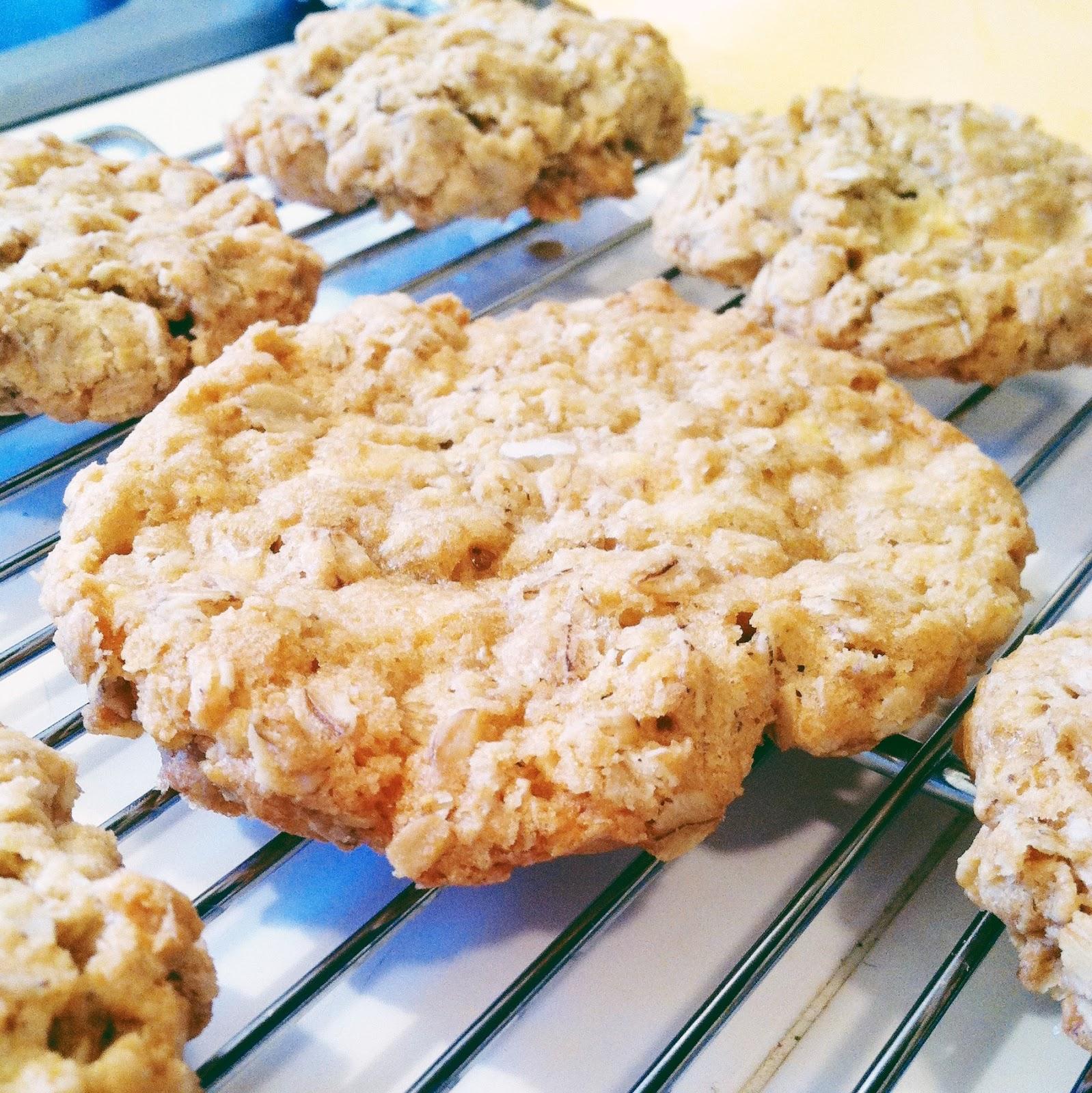 Smitten Kitchen Oatmeal Cookies