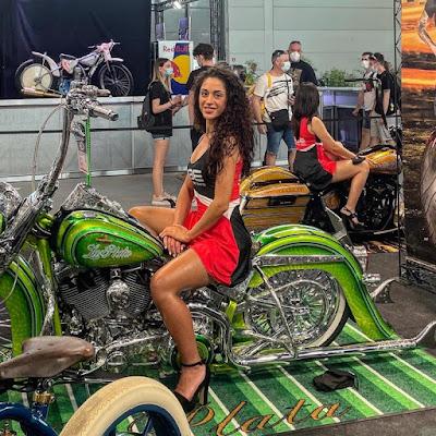 Motor Bike Expo 2021 - MBE Girls