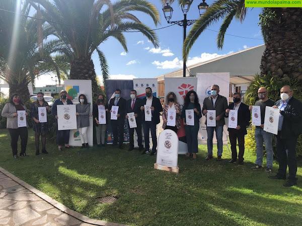 El Cabildo y FAEP presentan la campaña de Navidad  'Lo que solo ve tu corazón está en La Palma'